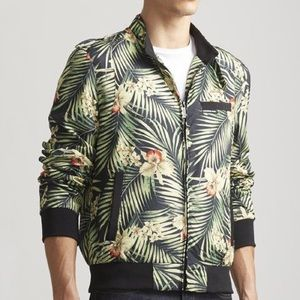 a247022b8bd Members Only Jackets & Coats - VINTAGE Members Only floral jacket forJack  Threadz